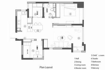 欧式豪华-九洲湾星公寓