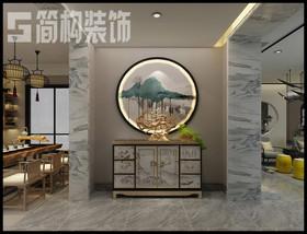 碧桂園450平中式風格裝修設計案例裝修設計案例