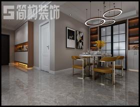 汀海壹品150平現代簡約風格裝修設計案例裝修設計案例