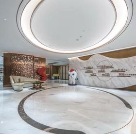 西安萬眾國際裝修設計案例