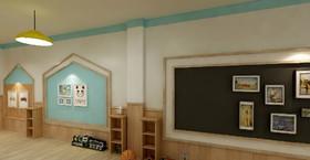 龍湖國際幼兒園裝修設計案例