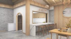 小餐館裝修設計案例