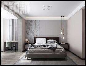 熙悅府110平現代簡約裝修設計案例裝修設計案例