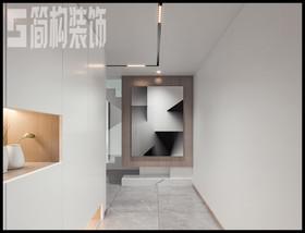 保利信達熙悅府觀瀾220㎡現代簡約裝修設裝修設計案例