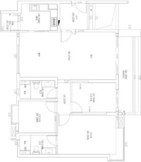 新城公馆装修设计案例