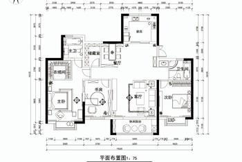 中式现代-鲁邦奥林逸城