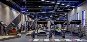 蛻變健身房裝修設計案例