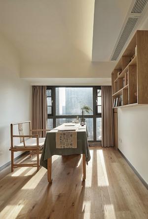 天津130㎡中式风格装修效果图