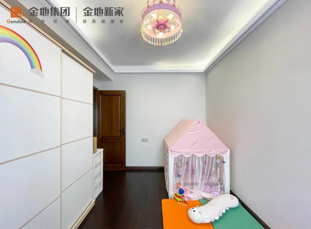 世纪江尚中式风格装修效果图
