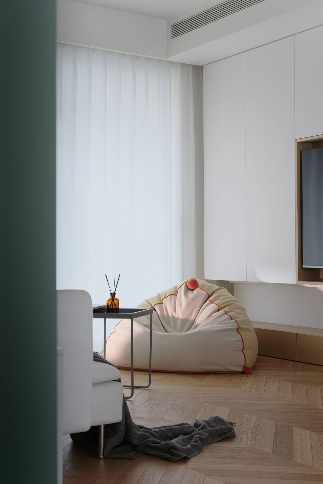 馨河郦舍欧式风格装修效果图