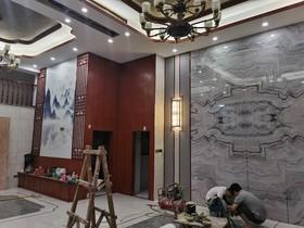 珠江灣豪華辦公室裝修設計案例