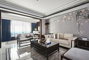 中式现代-阳光佛罗里别墅