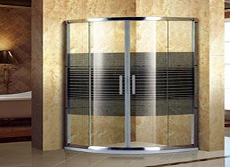 简约通透独立沐浴空间 简易淋浴房选购的要点