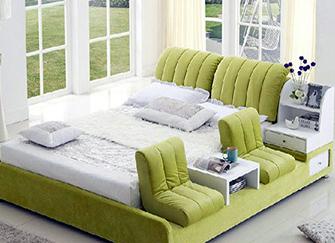 什么是布艺床?布艺床的缺点