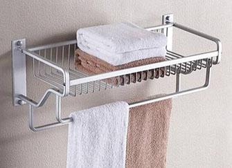毛巾架安装的注意点 让生活更方便