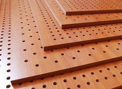 木质吸音板大概介绍 安静空间轻松得
