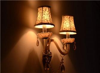 泗阳装饰分享壁灯选购要点 照亮新家