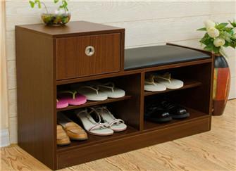 泗阳装饰分享换鞋凳选购攻略 不只是美观