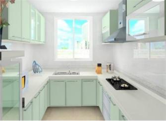 为什么现在厨房都装L型橱柜?听师傅怎么说