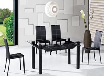 现代简约风格餐桌材质 简约餐桌保养方法