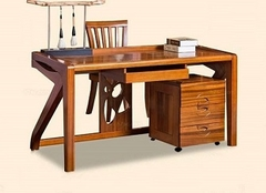 实木书台怎么清洁保养?实木书台清洁保养知识