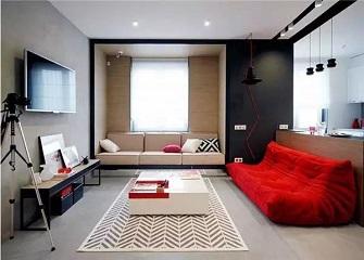 室内装修配色禁忌 哪些颜色不适合做主色