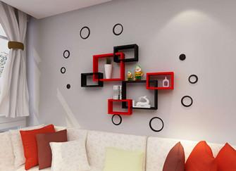 想要墙面设计有创意?朔州装饰来帮你!