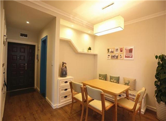 廊坊二手房装修案例 15万改造含家具 效果一级棒