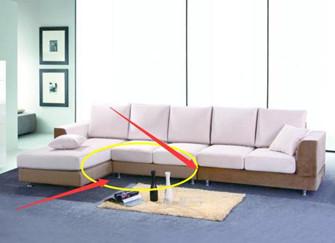客厅沙发如何摆放 家庭沙发怎样购买
