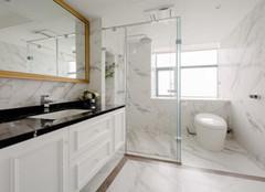 陆川装修浴室设计效果案例展示