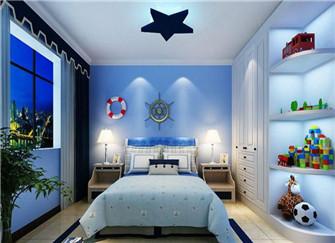 儿童床头柜选购技巧 如何选购儿童床头柜