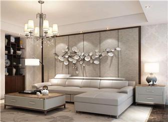 沙发背景墙4种创意装修形式 让你家的沙发背景墙不再单调