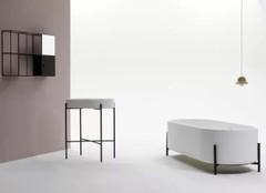 7款圓形浴缸效果圖欣賞 衛生間圓形浴缸效果圖