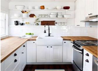 家庭橱柜台面什么材质好? 这么选用20年也过时