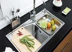 厨房水槽哪个牌子的好?厨房水槽选购怎么看质量?