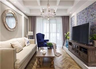 温馨美式风装修案例分享  温馨舒适是家的味道