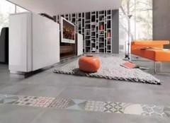 2019年地板砖流行这4种铺法(图)  想要立体感打上波打线
