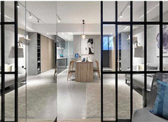 60平小户型旧房改造案例  简约loft风惊艳无比