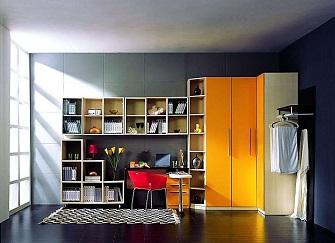 小戶型書房怎么裝修設計 一個迷你的書房還是可以擠出來的
