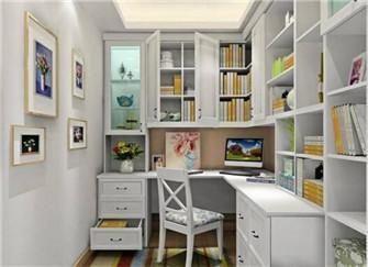 小户型书房怎么装修比较好  小户型书房装修技巧总结分享