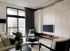 小户型客厅搭配技巧和家具选购技巧