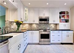 要注意的13个厨房装修细节 充满人性化的装修建议