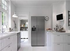 6大符合人工学厨房装修尺寸 让你从此热爱做饭!