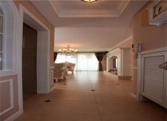 136㎡三室两厅时尚北欧风装修效果图案例分享