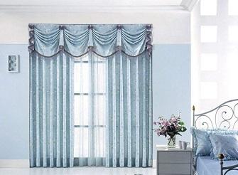 不同空间的窗帘怎么选择搭配?窗帘选择搭配技巧