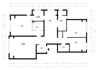 南平三室两厅装修全解析  装修步骤预算案例啥都有