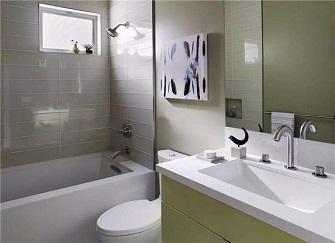 小卫生间怎么装修合理 装修材料和尺寸很关键