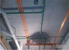 装修水路施工注意事项 水路点位、打压测试和常见问题