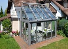 阳光房顶用什么材料好?阳光房设计注意事项