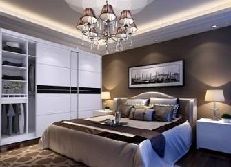 卧室装修有关衣柜风水的几点小秘密